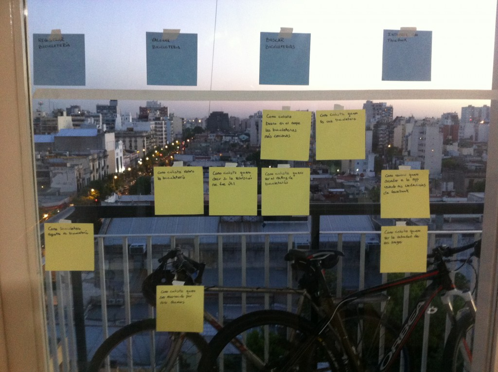 visual story mapping