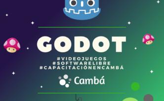 Godot Engine Videojuegos